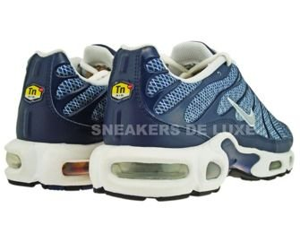 Nike Air Max Plus TN 1 Midnight Navy/Matte Silver