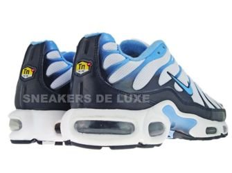 Nike Air Max Plus TN 1 White/Football Blue-Dark Obsidian