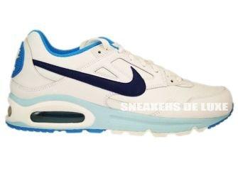 Nike Air Max Skyline White/Deep Royal-Orange Blue-Still Blue 343886-107