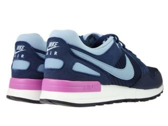 Nike Air Pegasus 844888-402 Midnight Navy / Blue Grey - Summit White