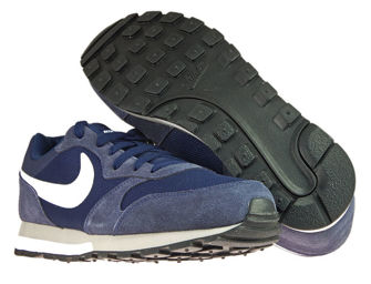 Nike MD Runner 2 749794-410 Midnight Navy/White-Wolf Grey