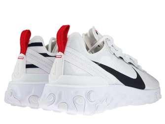 Nike React Element 55 Premium CI9104-100 White/Midnight Navy