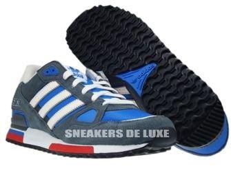 Q35490 Adidas ZX 750 Originals Air Force Blue/Legancy/Lead