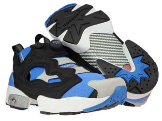 Reebok Instapump Fury OG M48756 Echo Blue/Black/Steel
