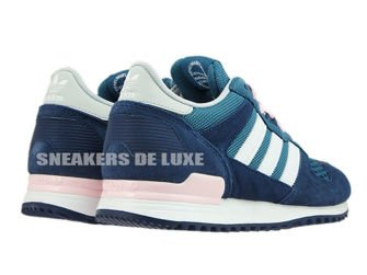 S78940 adidas ZX 700 mineral blue / ftwr white / clear pink