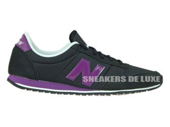 U396BP New Balance Black / Purple