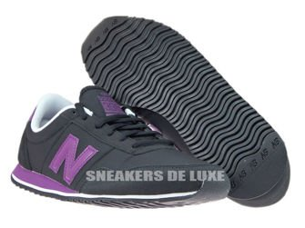 U396BP New Balance Black / Purple