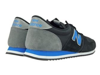 U420RBB New Balance Black/Blue