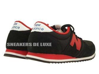 U420SNRK New Balance Black/Red