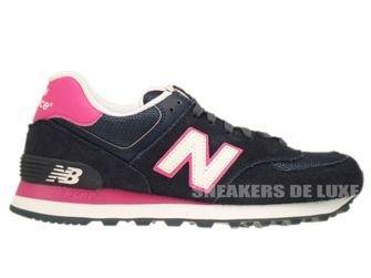 WL574CPN New Balance 574 Navy/Pink