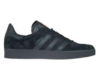 adidas Gazelle CQ2809 Core Black/Core Black/Core Black