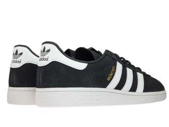 adidas Munchen CQ2322 Carbon/Ftwwht/Goldmt