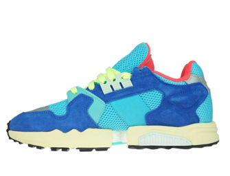 adidas ZX Torsion EE4787 Bright Cyan/Linen Green/Blue